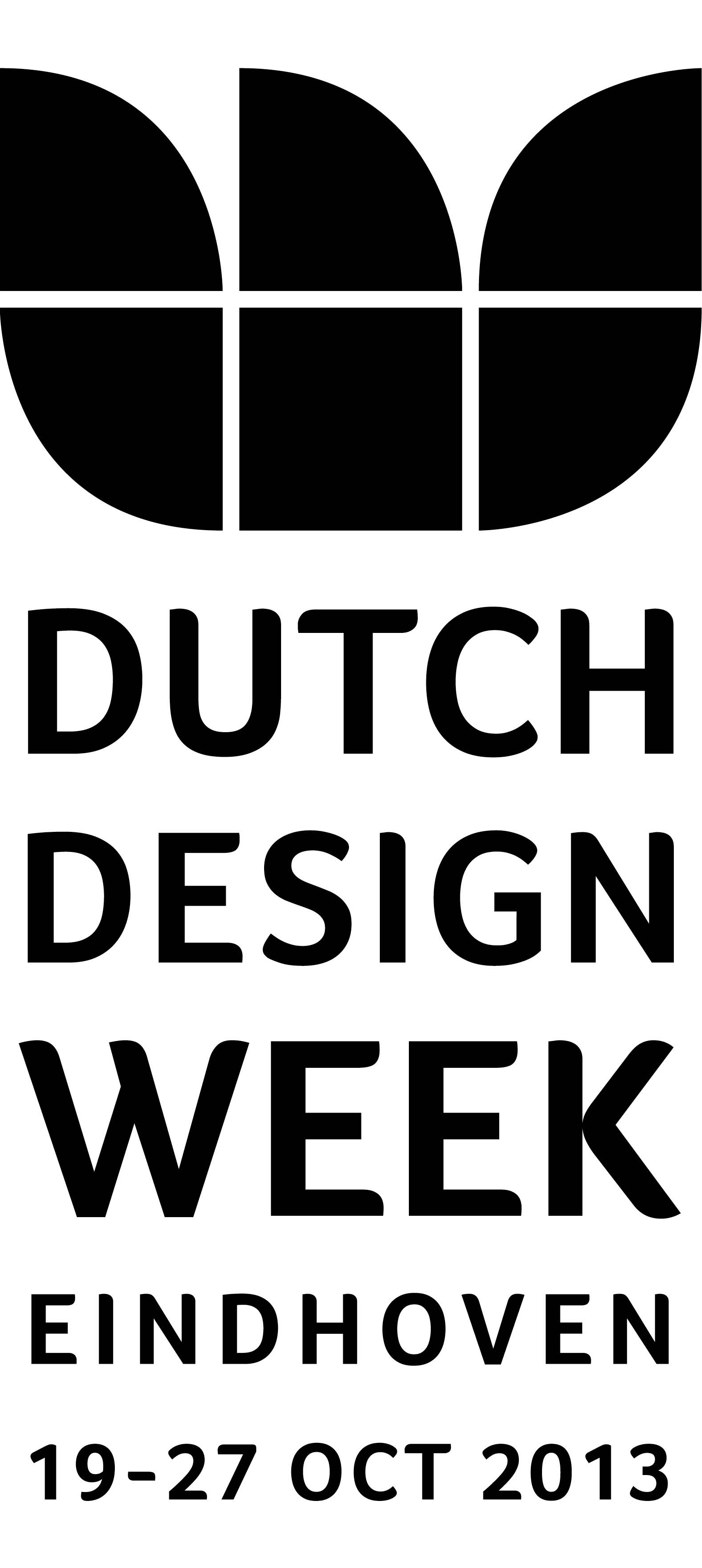logo dutch design week 2013