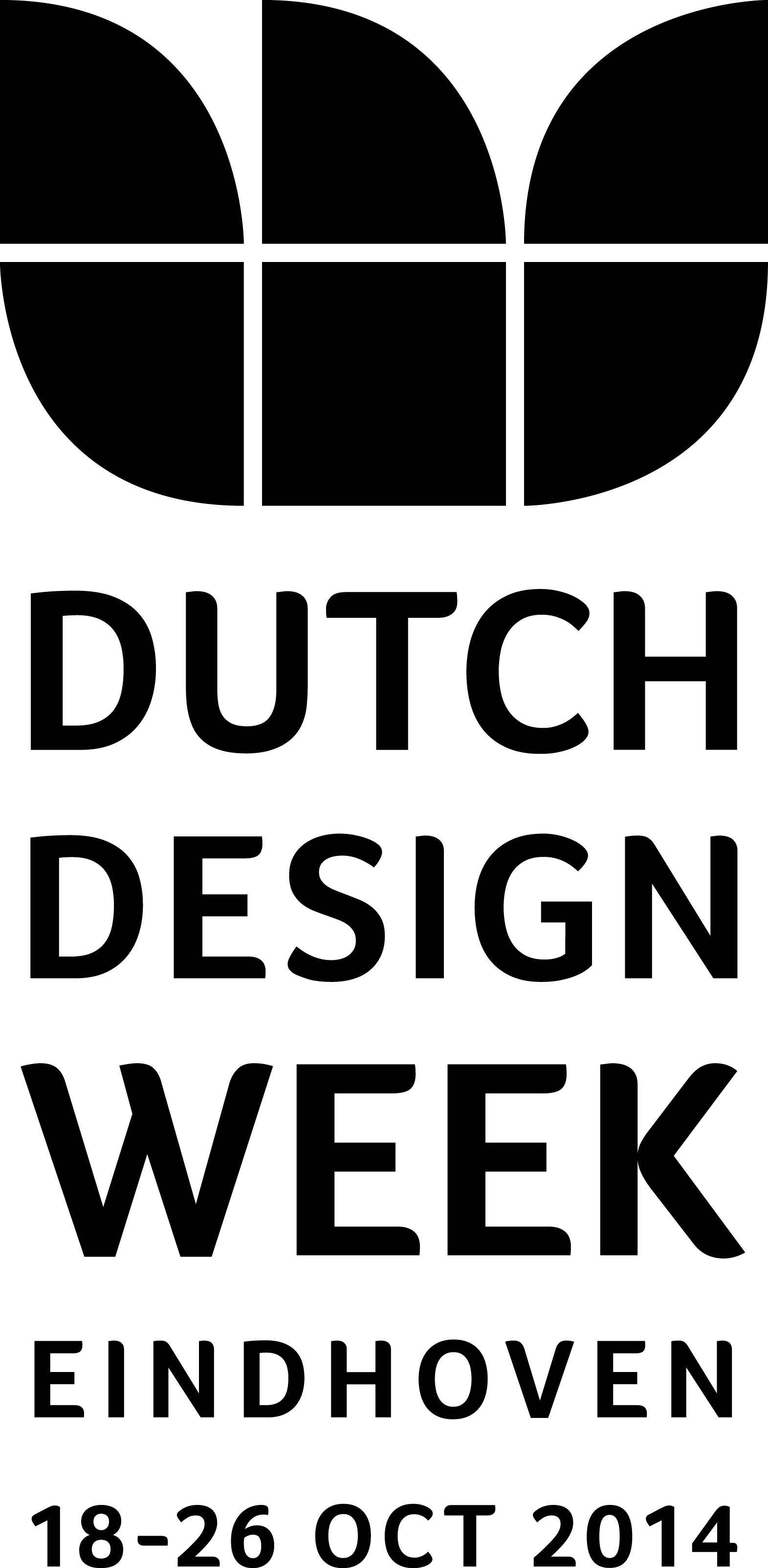 logo dutch design week 2014